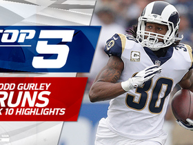 Todd Gurley's Top 5 Runs | Week 10