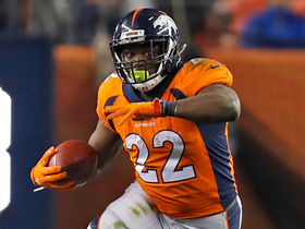 Watch: C.J. Anderson sheds tacklers on 21-yard run