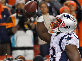 Watch: Dwayne Allen's first catch as a Patriot is an 11-yard TD