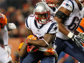 Watch: Watch out! Dion Lewis tosses ball at camera after TD run
