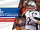 Watch: Tom Brady highlights | Week 10