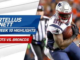 Martellus Bennett highlights | Week 10
