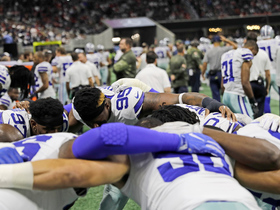 McGinest: Why Cowboys are still in playoff hunt without key starters