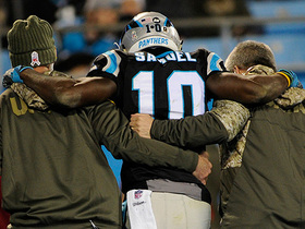 Garafolo: Curtis Samuel undergoing season-ending surgery on ankle