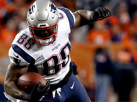Prime on Pats re-signing Martellus Bennett: 'So crafty, I love it'