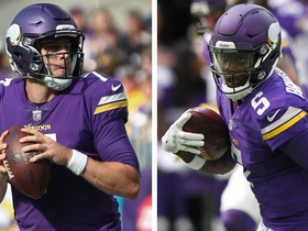 Which QB give Vikings the best chance to win?