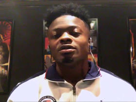 Marquise Goodwin joins 'Up To The Minute'
