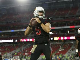 Rapoport: Drew Stanton has a chance to start for Cardinals on Sunday