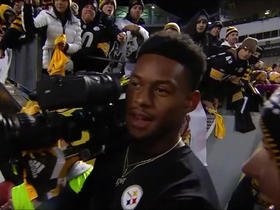 JuJu Smith-Schuster is all kinds of fun before TNF