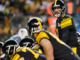 'Dilly Dilly!' Big Ben yells wacky audible ahead of the snap