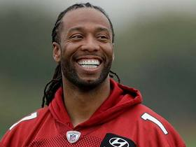 Larry Fitzgerald signs contract extension through 2018