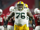 Watch: Mike Daniels is named a 'Salute to Service Award' nominee
