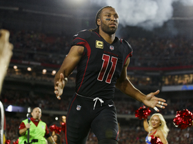 Watch: Larry Fitzgerald signs 1-year extension with Cardinals