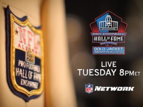 Watch: HOF Semi Finalists