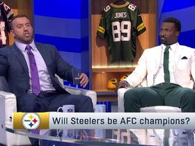 Watch: Former NFL players split on whether Steelers are Super Bowl-caliber