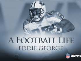 Watch: Eddie George
