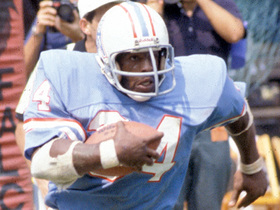 Watch: No. 6: Earl Campbell literally leaves his uniform in the dust | 'Top 10'