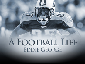 Watch: 'A Football Life': Eddie George on developing his running style