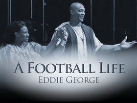 Watch: 'A Football Life': Eddie George on his new passion, acting