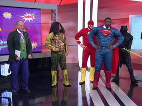 Watch: Who needs to play like a superhero to get his team to the playoffs?