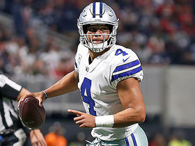 Watch: Rapoport: Dak Prescott asserting himself as Cowboys leader