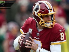 Watch: Next Gen Stats: How will Kirk Cousins handle Saints defense?