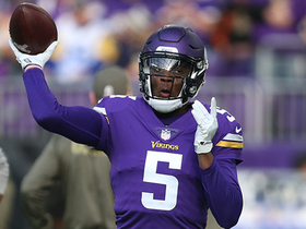 Watch: Rapoport: Latest on Tyrod Taylor, Teddy Bridgewater