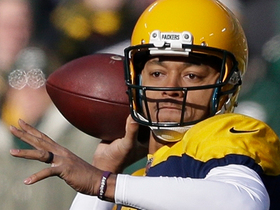 Watch: Brett Hundley connects with Davante Adams for 33 yards