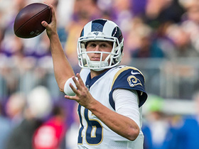 Watch: Case Keenum fires to Cooper Kupp for 23-yard gain