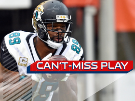 Watch: Can't-Miss Play: Bortles sells play fake, hits Lewis for TD