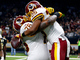 Watch: Kirk Cousins drops it in Chris Thompson's bucket for TD