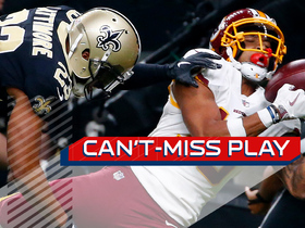 Can't-Miss Play: Doctson goes up, over P.J. Williams on amazing catch