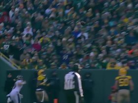 Watch: Ha Ha Clinton-Dix perfectly intercepts Joe Flacco