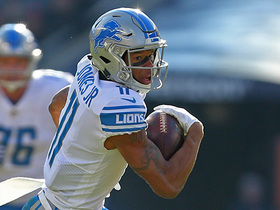 Marvin Jones hauls in 24-yard pass from Matthew Stafford