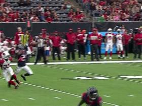 Watch: Andre Hal picks off Gabbert's pass intended for Kerwynn Williams