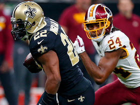Watch: Mark Ingram rumbles down sideline for 31 yards