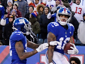 Watch: Every play from the Giants game-winning drive