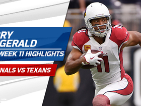 Larry Fitzgerald highlights | Week 11