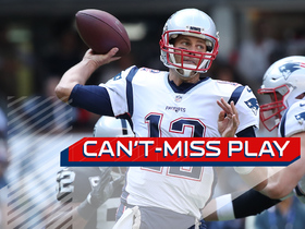 Watch: Can't-Miss Play: Brady pump fake sets up amazing TD pass