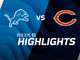 Watch: Lions vs. Bears highlights | Week 11