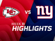 Watch: Chiefs vs. Giants highlights | Week 11