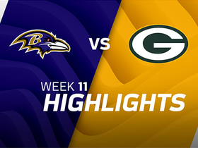 Ravens vs. Packers highlights | Week 11