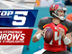 Watch: Ryan Fitzpatrick Top 5 throws | Week 11