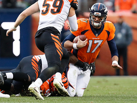 Burfict, Lawson tag-team sack Brock Osweiler for huge loss