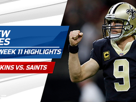 Drew Brees highlights | Week 11