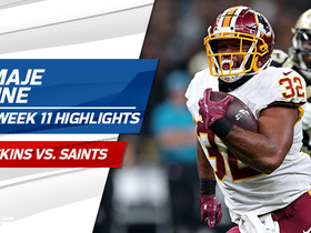 Samaje Perine highlights | Week 11