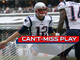Watch: Can't-Miss Play: Cooks burns Raiders for Pats' longest offensive TD of 2017