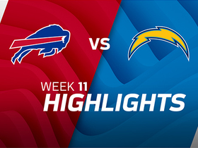 Bills vs. Chargers highlights | Week 11