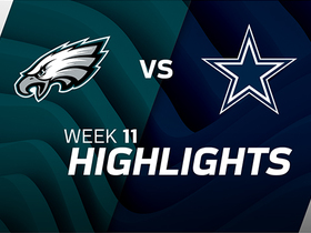 Eagles vs. Cowboys highlights | Week 11