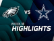Watch: Eagles vs. Cowboys highlights | Week 11